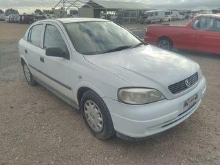 2004 Holden Astra TS Classic Hatch Photo