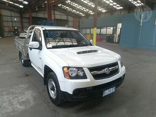 2009 Holden Colorado RC LX 2D Cab Chassis Photo