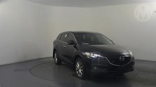 2014 Mazda CX-9 Gen III Grand Touring Station Wagon Photo