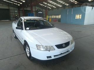 2003 Holden Commodore VY Ute 2D Utility Photo