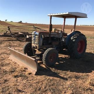 Fordson A529 Super Major 2WD Tractor Photo
