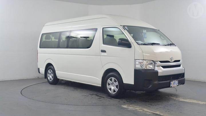 Used 2018 Toyota Hiace KDH 223R COMMUTER 3D Van For