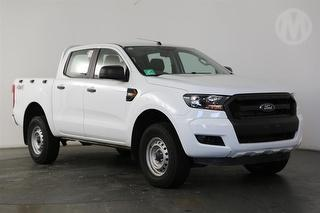2017 Ford Ranger PX MKII XL 3.2D 4WD 4D Dual Cab Utility Photo