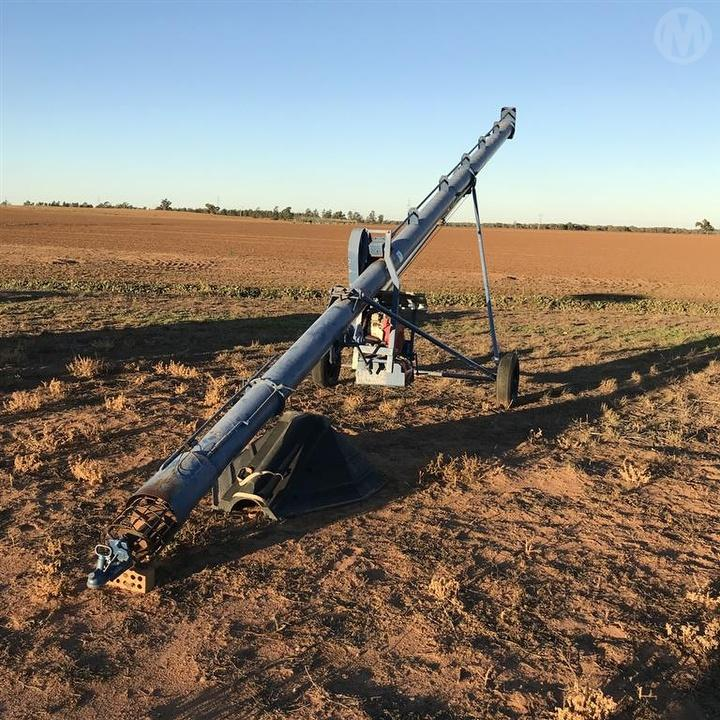Used NA 30ft Grain Auger For Auction in Moorebank, Sydney