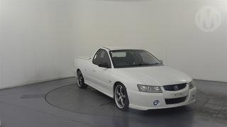 2006 Holden Commodore VZ Ute 2D Utility Photo