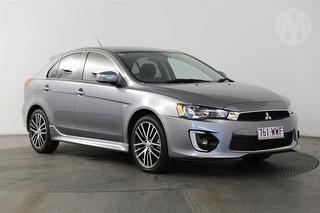 2016 Mitsubishi Lancer CF GSR Sportback 5D Hatch Photo