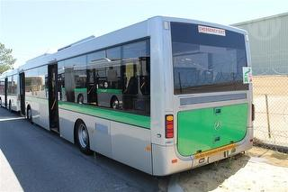 2002 Mercedes-Benz 0405 NH CNG Volgren Omnibus Fleet # 1784 Bus Off Site Located at Malaga Photo