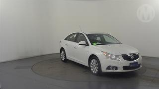 2014 Holden Cruze JH CDX 4D Sedan Photo
