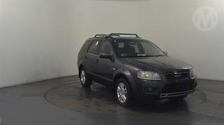 2011 Ford Territory SY MKII AWD TS 5D S/Wagon Photo