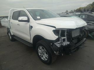 2019 Ford Ranger PX III 4X4 XLT Cab Chassis Photo