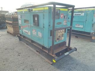 Denyo DCA-60ESI2 DH-0640I Generator (Workshop/Domes Photo