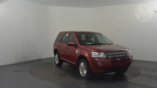 2013 Land Rover Freelander Series 2 SE SI4 5D Station Wagon Photo