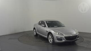 2008 Mazda RX-8 Luxury 4D Coupé Photo