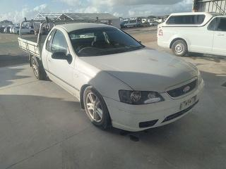 2006 Ford Falcon BF Ute XL Cab Chassis Photo