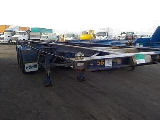 2003 Vawdrey VB S3 Retractable Skel ATM 38,000kg Photo