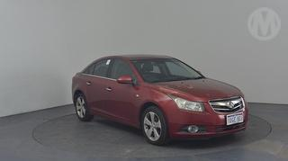 2009 Holden Cruze JG CDX Sedan Photo