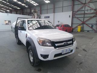 2010 Ford Ranger PK XL 4D X-cab Chassis Photo