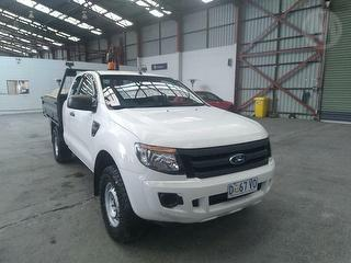 2014 Ford Ranger PX XL 2D X-cab Chassis Photo