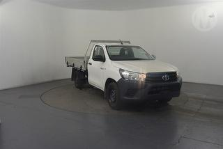 2016 Toyota Hilux Workmate Cab Chassis Photo