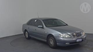 2004 Ford Fairlane BA Ghia Sedan Photo
