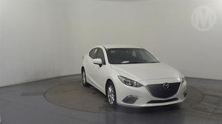 2014 Mazda MAZDA3 Gen III Maxx Sedan 4 Door Sedan Photo