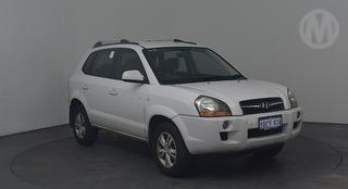 2009 Hyundai Tucson City SX S/Wagon Photo