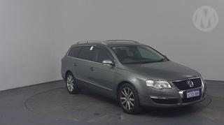 2008 Volkswagen Passat TDi Station Wagon Photo