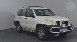 2004 Toyota Landcruiser Prado GX 4WD Photo
