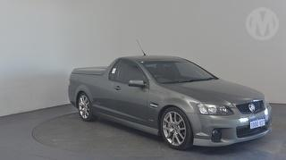 2010 Holden Commodore VEII Ute SS 2D Utility Photo