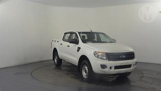 2015 Ford Ranger PX XL Hi-Rider 4D Dual Cab Chassis Photo