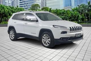 2015 Jeep Cherokee KL Limited 5D S/Wagon Photo