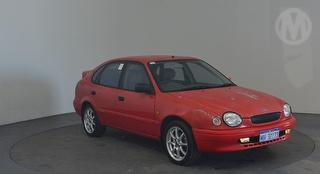 1998 Toyota Corolla AE11 Conquest 5D Hatch Photo