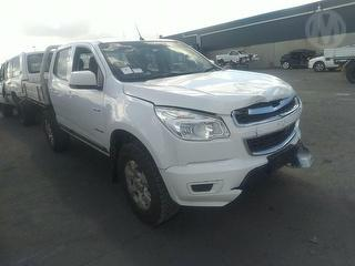 2015 Holden Colorado RG LS Dual Cab Chassis Photo