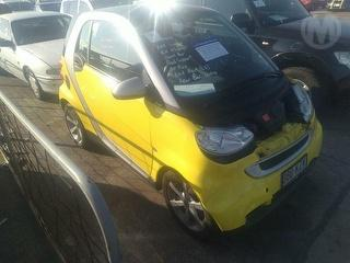 2008 Smart fortwo 52 kW Cabriolet Photo