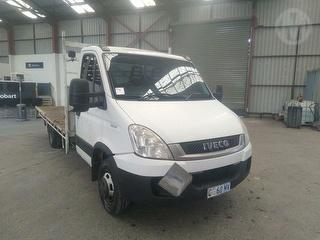 2010 Iveco Daily 50C18 Cab Chassis GVM 4,495kg Photo