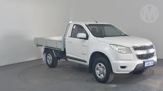 2014 Holden Colorado RG LX 2D Cab Chassis Photo