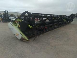 2011 Claas 1200 Maxiflo Harvester Front Parts only Photo
