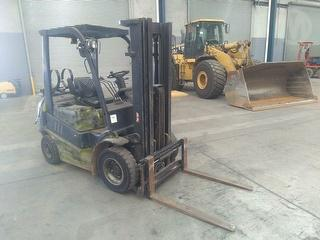 Custom Unkown Forklift (GP) Photo