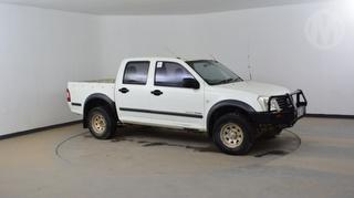 2004 Holden Rodeo RA LX Dual Cab Photo