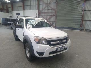 2009 Ford Ranger PK XL 4D X-cab Chassis Photo