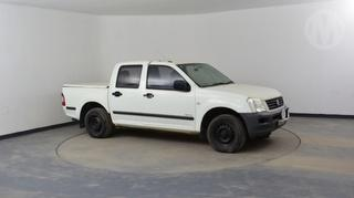 2005 Holden Rodeo RA LX Dual Cab Utility Photo