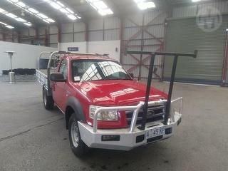 2008 Ford Ranger PJ XL 2D Cab Chassis Photo