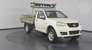 2013 Great Wall V200 2D Cab Chassis Photo