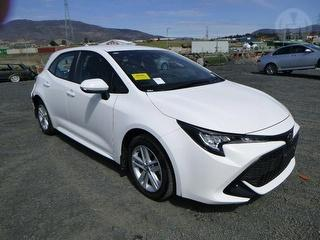 2019 Toyota Corolla MZE/ZWE Ascent Sport Hatch Photo