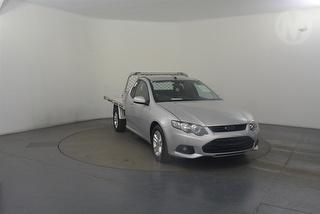 2012 Ford Falcon FG MKII Ute LPI XR6 2D Cab Chassis Photo