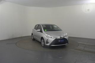 2018 Toyota Yaris NCP Ascent 5D Hatch Photo