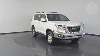 2016 Toyota Landcruiser Prado GDJ150R GXL 5D 4WD Photo