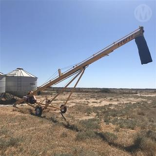 """Keogh 45ft X 9"""" Auger Photo"""