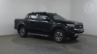 2018 Ford Ranger PX MKIII Wildtrak 2.0D 4WD 4D Dual Cab Utility Photo