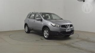 2012 Nissan Dualis III J10 ST+2 5D S/Wagon Photo